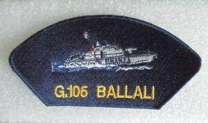 TOPPA O PATCH GUARDIA DI FINANZA - G.105 BALLALI