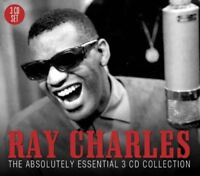 Ray Charles - The Absolutely Essential 3 CD Collection