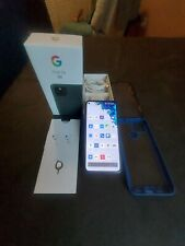Google Pixel 5a, 5G,  G1F8F - 128GB - Just Black (Unlocked) (Single SIM)  MINT!!