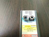 ISCAR S45MT 1106AP-N IC928 10 PCS CARBIDE INSERTS FREE SHIPPING