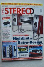 STEREO 7/16, BELCANTO BEL SYSTEM,STOCKFISCH TTC 4,NAIM MU SO QB,MAGICO S3,T+A ST