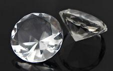 🤗 Glasdiamant 4 cm Gladkristall Diamant Glas Kristall Feng Shui 40 mm 110473