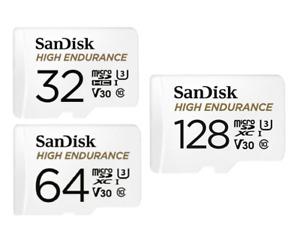 Sandisk 128GB 64GB 32GB Micro SD U3 Card For Nextbase Dash Cam 522GW 422GW 322GW