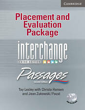 Placement and Evaluation Package Interchange Third Edition/Passages Second Editi
