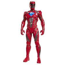 "Power Ranger BIG FIGS Power Rangers Ranger Movie Figure, 20"", Red"