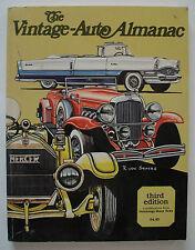 1979 The Vintage-Auto Almanac Third Edition