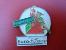 pins pin euro disney peter pan