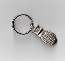 New Everlast Boxing Silver Metal Key Chain.