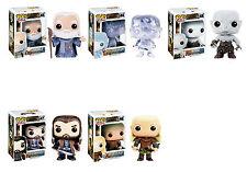 Funko RARE Hobbit Lord of the Rings 5pc Pops Gandalf Legolas Bilbo Thorin Azog