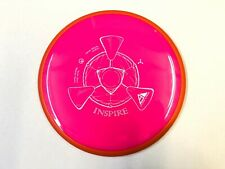 Disc Golf Axiom Neutron Inspire Fairway Distance Driver 168g Pink W/Orange Rim