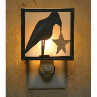 Olde Crow Night Light by Park Designs