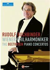Rudolf Buchbinder - Beethoven Piano Concertos [New DVD]