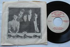 """MAJOR HOOPLE'S BOARDING HOUSE Beautiful Morning..CANADA 1979 EP PS PRIVATE 33 7"""""""
