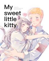 NARUTO X HINATA Doujinshi (B5 46pages) My sweet little kitty Pink December Ting