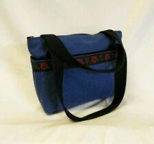 Cyndi Dunbar Bath Maine Vintage Women's Handbag Purse Cotton Canvas Carry Bag