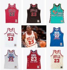 Various Mitchell & Ness Michael Jordan Authentic Jerseys *NEW*