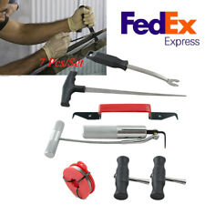 7Pcs Professional Auto Car Windshield Remover Cut Tool Set Window Glass Removal
