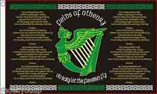 Fields Of Athenry 5ft x 3ft Flag Banner BRAND NEW