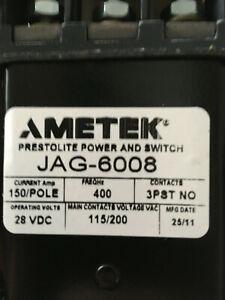 Ametek JAG-6008 stock # 6110-01-367-8921