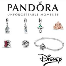 Disney x Pandora Cinderella Collection Authentic Sterling Silver s925