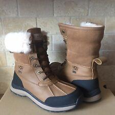 UGG Adirondack III Chestnut Waterproof Leather Snow Boots Size US 9.5 Womens