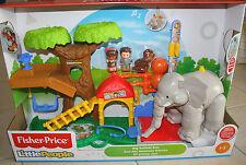 Big Animal Zoo * Süß * Fisher-Price  Little People   ** NEU & OVP **