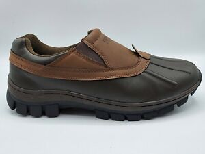 RedHead Cruiser Slip-On Shoes Brown Mens Size 12 - Excellent Condition!