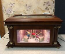 MR.CHRISTMAS GOLD LABEL ANIMATED MUSIC BOX Ballet Dance 10 Disc Lighted
