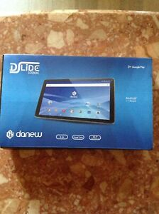 Tablette danew 10.1 android 7.1