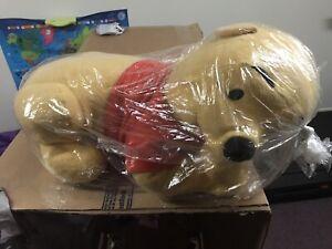 Disney Winnie The Pooh Large Plush Bear