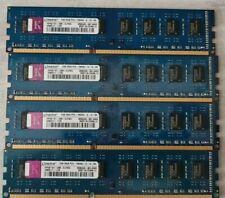 Kit MEMOIRE  8Go (4x2Go) DDR3 1333 MHZ PC10600 - Micron / Axiom / Kingstone