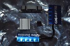 Chipset Heatsinks for Gigabyte GA-X58A-UD3R Motherboard