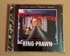 king prawn - not your punk  cd single