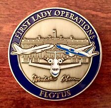 Rare Official First Lady MICHELLE OBAMA Presidential Seal Challenge Coin FLOTUS