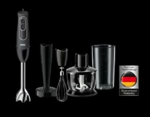 MultiQuick 5 Hand Blender Powerful 400 Watt Model MQ 5027 + Masher Attachment