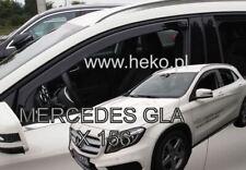 2 Deflettori Aria Antiturbo Mercedes-Benz GLA X156 2014 in poi 5 porte