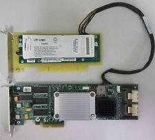 LSI MegaRAID Raid SAS 8308ELP SAS/SATA + Battery Backup w/ Low profile Brackets