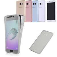 Coque Silicone Integrale Samsung Galaxy A5 2016 Coque Anti Choc Totale 360° Linc