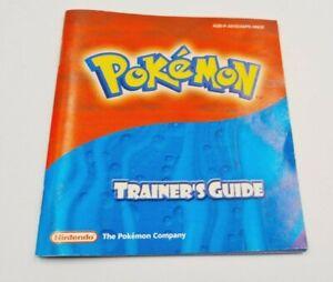 Pokémon Trainer's Guide - Rubin / Saphir-Edition 2003 - (sehr) guter Zustand