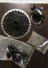 NEW 2018 Sram Eagle 12-Speed XO1 Group Set Groupo 4-Piece Set 1 x 12 Black
