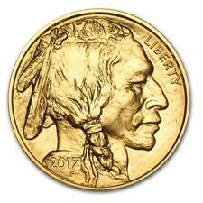 2017 1 oz Gold Buffalo Coin Brilliant Uncirculated - SKU #118011
