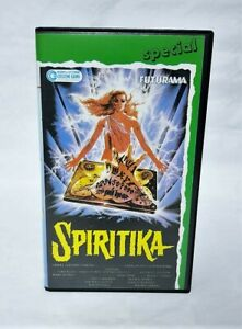 SPIRITIKA VHS FUTURAMA - USATA
