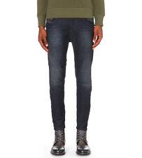 DIESEL T-Ride 0842Q SLIM CAROTA Jeans W33 L32 100% AUTENTICO