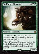 Wolfbriar Elemental NM Commander Anthology Green Rare MTG