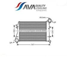 VWA4268 Intercooler (AVA)