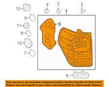 TOYOTA OEM 10-13 4Runner-Taillight Tail Light Lamp Left 8156135360