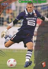 091 NICOLAS DOUCHEZ STADE RENNAIS.FC CARD CARTE FOOT 2009  PANINI