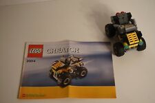 Lego Creator Brickmaster 4x4 Dynamo 20014 Complete with Instructions