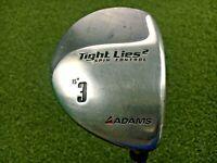 Adams Tight Lies 2 Spin Control 3 Wood 15* / RH / Stiff Graphite / DEMO / mm9813