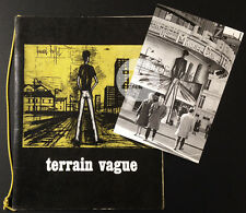 TERRAIN VAGUE CARNE Blouson Noir Bernard BUFFET CINEMA LE BERLITZ DP+Photo 1960